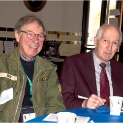 Vet to Vet Maine volunteers featured in Veterans Day articles