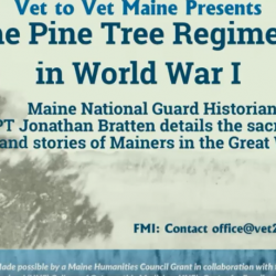 The Pine Tree Regiment in World War I