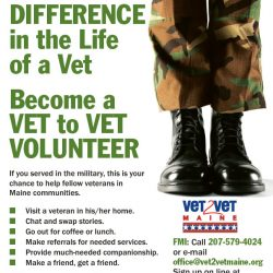 Want to volunteer? Sign up for our next training session